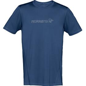Norrøna /29 Tech Maglietta a maniche corte Uomo blu